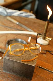 Montures lunettes ecaille tortue